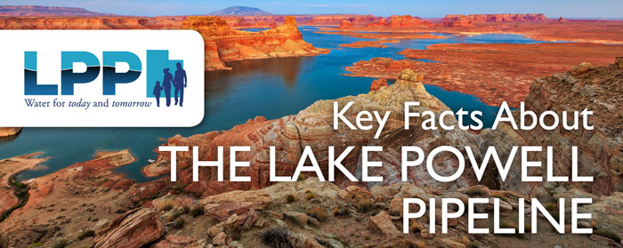 key facts about the lake powell pipeline